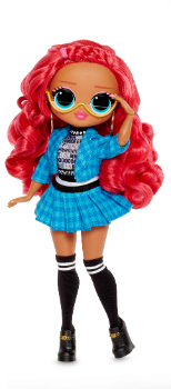 559788xx3 567202 LOL Surprise OMG Doll Series 3 Class Prez PP 01