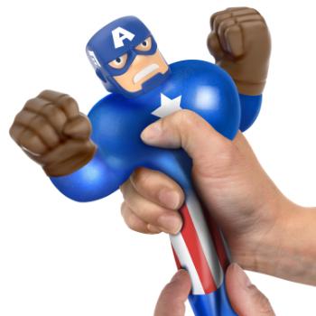 Goo Jit Zu - Captain America - Afbeelding 1
