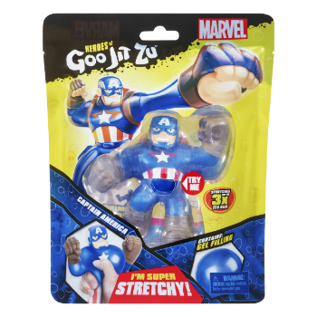 Goo Jit Zu - Captain America - Afbeelding 2