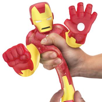 Goo Jit Zu - Iron Man - Afbeelding 1
